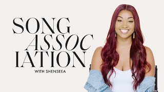 "Shenseea Sings Katy Perry, Rihanna and ""Blessed"" in a Game of Song Association 
