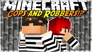 Minecraft Modded Cops N Robbers : INTERIOR DECORATOR MOD!