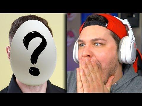 HowToBasic Face Reveal - Reaction