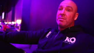 'DILLIAN WHYTE IS STILL A D***HEAD' - LUCAS BROWNE SAYS HE WILL 'JUMP ON HIM, BUZZ HIM & HE'S GONE'