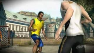 FIFA Street 3 скоро в продаже!