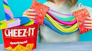 6 DIY Amazing Giant Unicorn Snacks