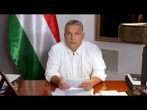 Orbán Viktor rendkívüli bejelentése a koronavírus-járvány miatti kormánydöntésekről thumbnail