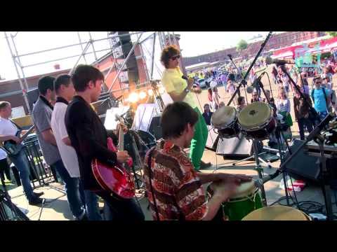 Philip Kijas Jazz-Rock Band - Ne Me Laisse Pas - Petrojazz 2014