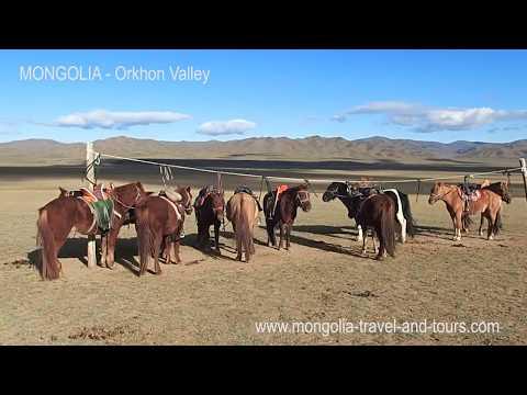 MONGOLIA - Equestrian holidays