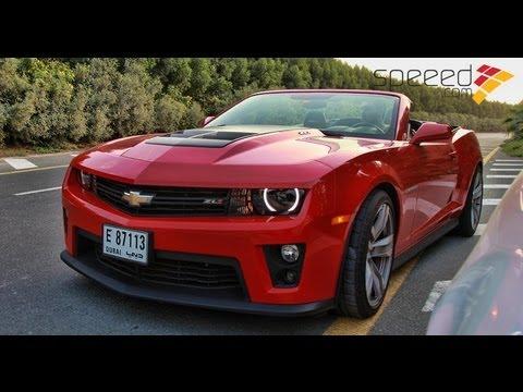 Chevrolet Camaro Zl1 شيفروليه كمارو Youtube