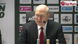 1878 TV | Pressekonferenz 01.12.2019 Augsburg - München 5:2