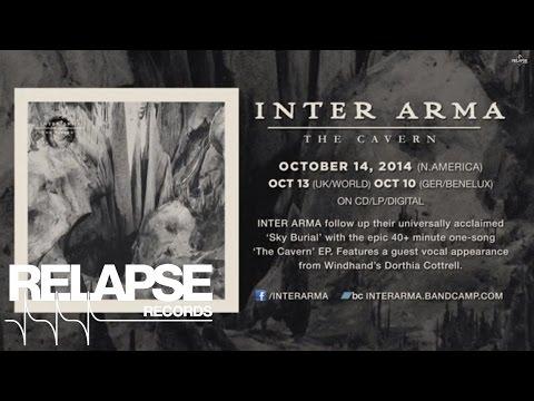INTER ARMA - 'The Cavern' Album Trailer