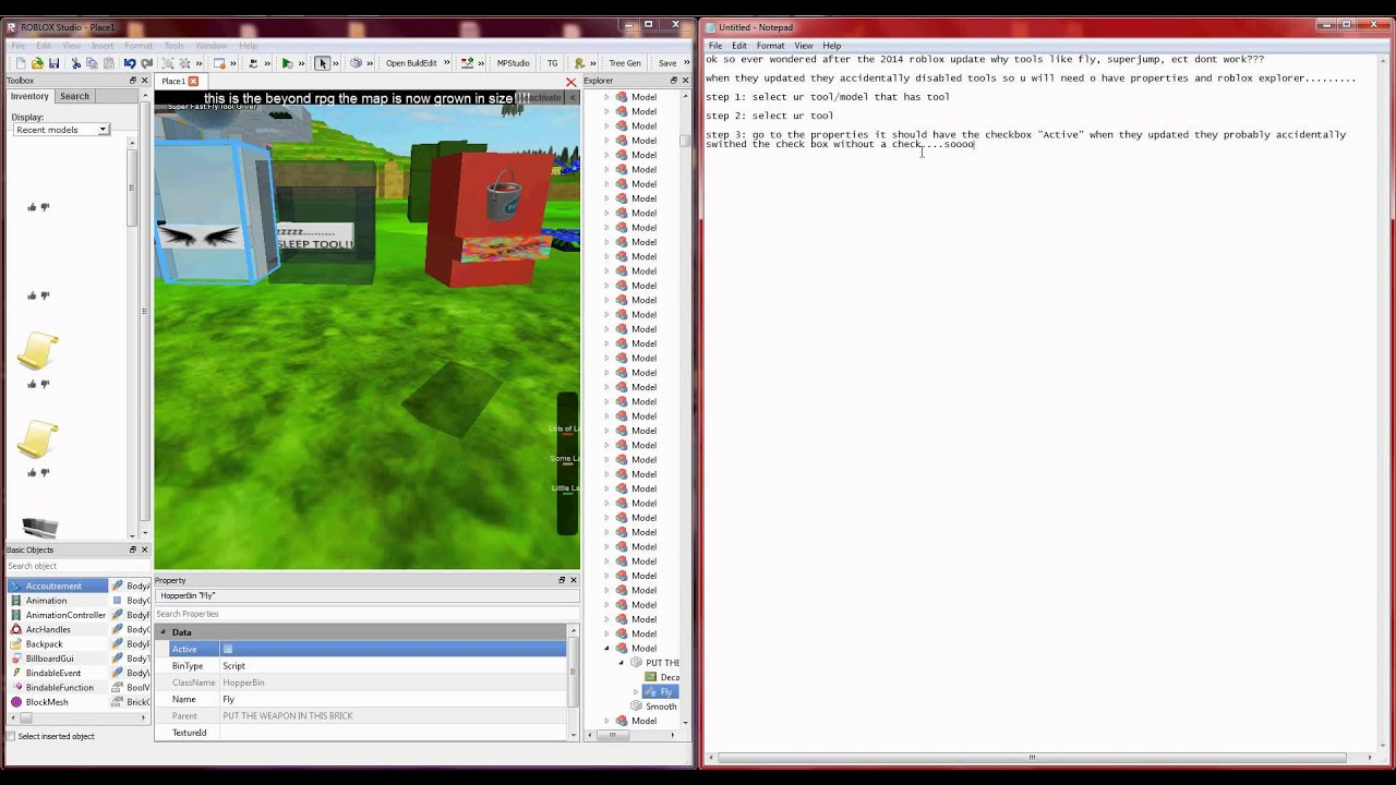 Tools In Roblox Wont Work How To Fix Youtube