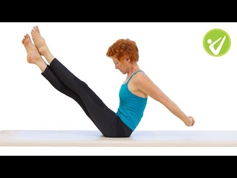 Boomerang Pilates Exercise Monica Wilson