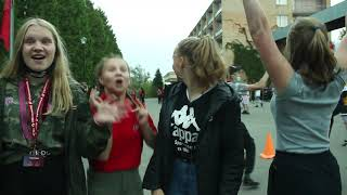 2 смена военно-патриотических сборов Московской области