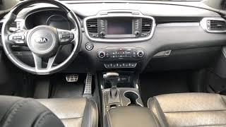 Kia Sorento SXL AWD 2017. Lujo con sensatez.