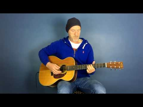 Boardwalk Empire Theme - Guitar lesson by Joe Murphy