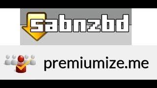 Premiumize.me: Usenet mit sabnzbd Einrichten