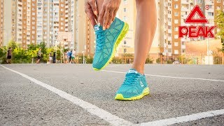 Кроссовки для спорта женские E71038H-BLU ✓ PEAK Sport ... 51e06e8388d88