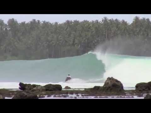 Charging NIAS Barrels, Sumatra Indonesia