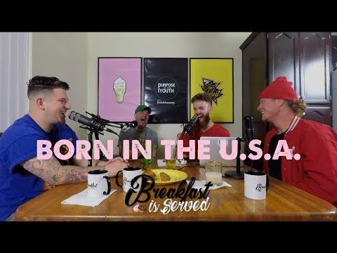 Born In The U.S.A. | Ep: 12 | Breakfast is Served