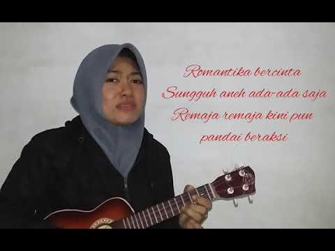 Istilah Cinta-Obbie Messakh || cover by Nurindah Fatyka Sari
