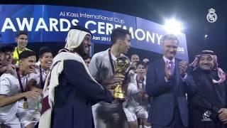 El entrenador del Juvenil C explica la conquista del Torneo Al Kass