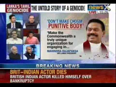 India Debate - Is India right to view Lanka Tamil Genocide from strategies lens ?