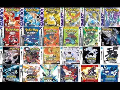 How To Download All Pokemon Games 100 Working Youtube