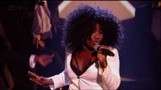 Misha B is proud, like Mary - The X Factor 2011 Live Show 5 (Full Version) YouTube Videos