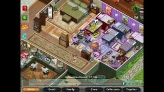 virtual families home alone 9 two yr olds
