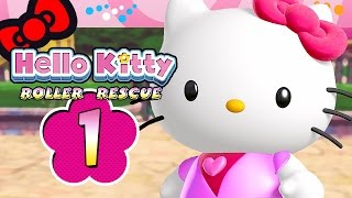 Hello Kitty: Roller Rescue - Stage 1 - New Hope