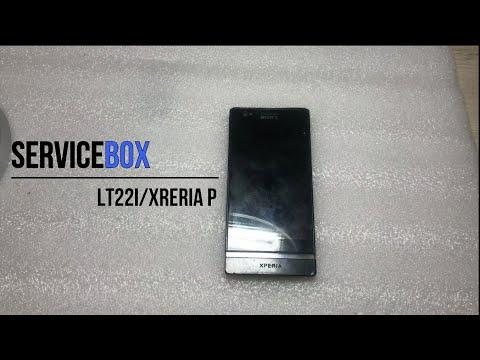 Как разобрать, собрать, ремонт Sony Xperia P LT22i