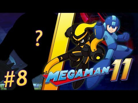 NOT HIM...   Mega Man 11   #8 (Gear Fortress Stage 1)