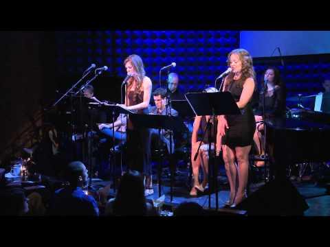 "Alice Ripley and Meghann Fahy sing ""The Flame"" by Zoe Sarnak"