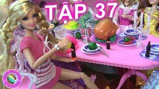Cuộc Sống Barbie & Ken (Tập 37) Barbie Và Tiệc Công Chúa Disney - Disney Princes' s Party B