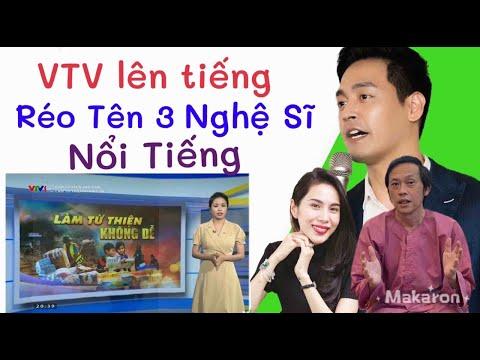 Đài Truyền Hình VN - VTV Đã Có 3 Video Chia Sẻ Về Sự Việc Của NS Hoài Linh