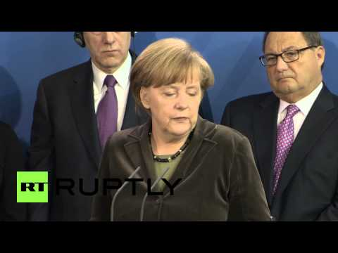 Germany: Anti-Defamation League awards Merkel human rights prize