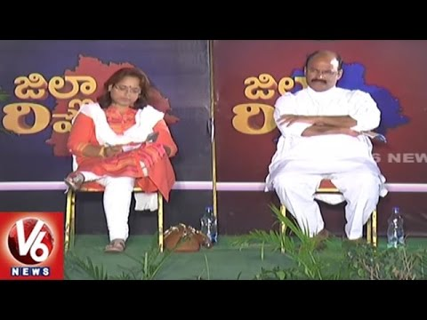District Report | Special Debate On Development Of Jangaon District | V6 News