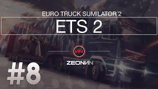 KARAMBOL KEYF :) | Euro Truck Simulator 2 | #8