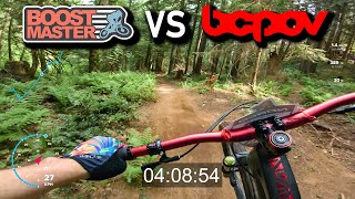 My First Enduro Race! - SO FUN!! - But Can I Beat BC POV?? | Jordan Boostmaster