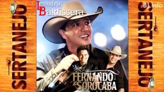 Leandro Baldissera part. Fernando e Sorocaba - Meu Rancho Tá Bombando
