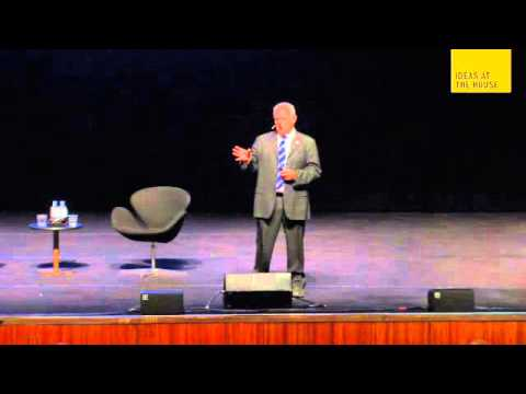 Ideas At The House: Martin Seligman - Well-Being and Happiness