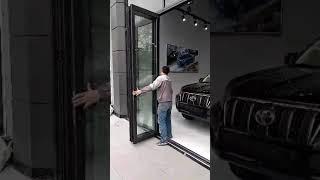 Двери Гормошка Imzo Akfa Uzbekistan 2019