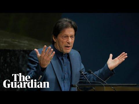 Imran Khan warns of potential nuclear war in Kashmir, urges UN to intervene
