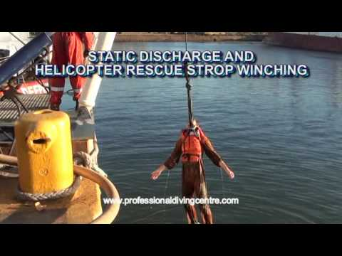 Basic Introductory Marine Safety - PDC Commercial Diving School Durban
