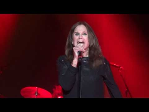 Ozzy Osbourne  Desire and I Dont Know ROCK USA 2017 Oshkosh Wisconsin