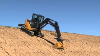 John Deere Compact Excavator Safety Tips
