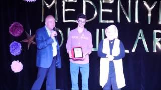 Özel Medeniyet Anadolu Lisesi Sen Sonu Gösterisi Kapanış