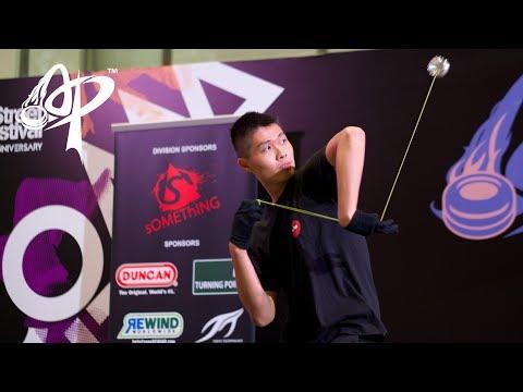 Christopher Chia (SG): 1A Division Finals - Asia Pacific Yo-yo Championships 2016