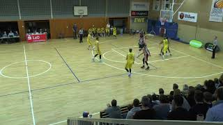 #11 yellow Jacob Hollatz - EWE Baskets Oldenburg 2 vs. Itzehoe Eagles - ProB Germany 2019-20