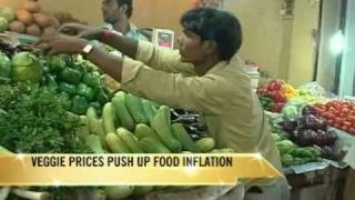 Food prices highest in over a year