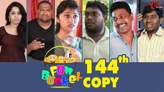 Fun Bucket |144th Episode | Funny Videos | Telugu Comedy Web Series | By Sai Teja - TeluguOne