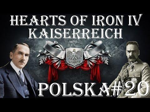 [20] To już chyba IMPERIUM   Polska   Kaiserreich   Hearts of Iron IV